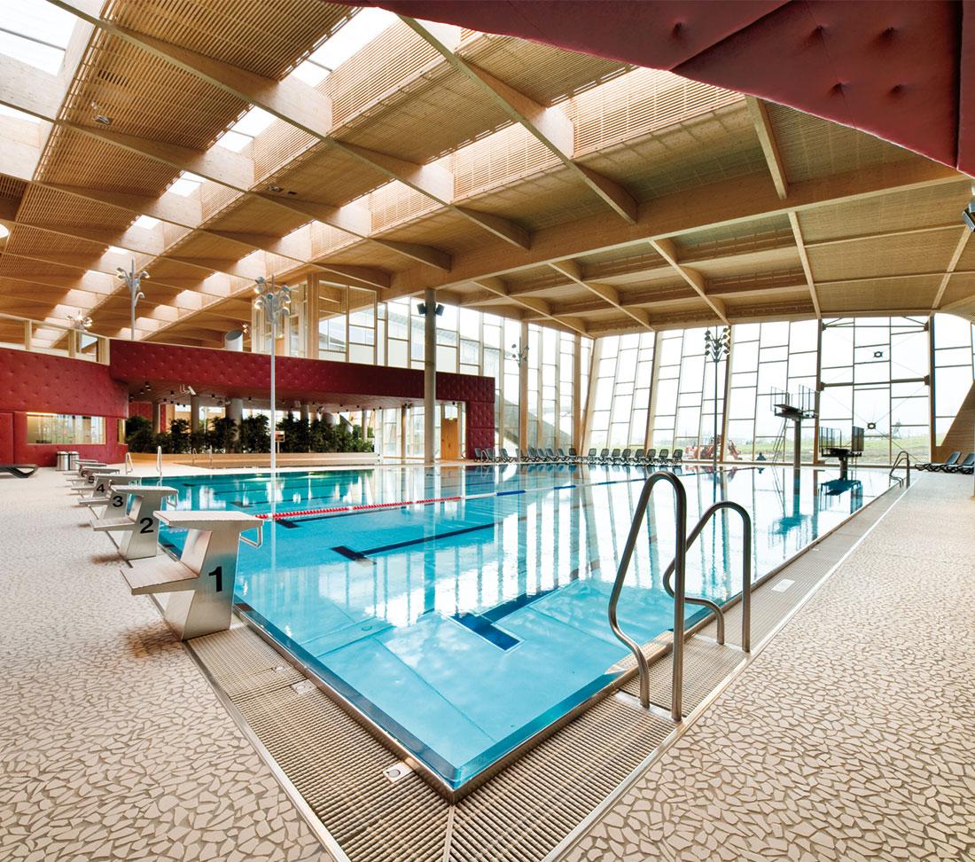 Strassen Bertrange Luxembourg Zeller Pool Construction